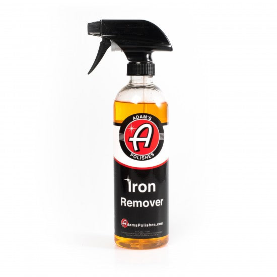 ADAM'S IRON REMOVER 16OZ - Long Island Detailers