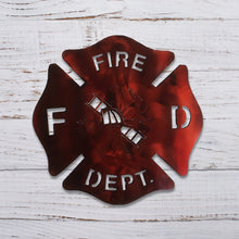 Load image into Gallery viewer, Firefighter Badge