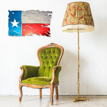 Load image into Gallery viewer, Texas Tattered Flag