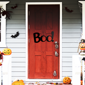 Boo! Halloween Sign