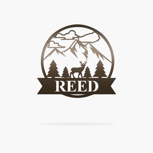 Outdoor Adventure Monogram