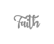Load image into Gallery viewer, Faith Sign