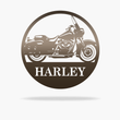 Load image into Gallery viewer, Motorcycle Monogram
