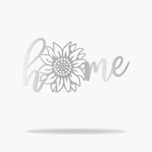 Load image into Gallery viewer, Sunflower Home Sign
