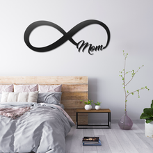 Load image into Gallery viewer, Infinity Mom Sign