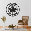 Load image into Gallery viewer, Maple Leaf Monogram