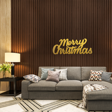 Load image into Gallery viewer, Merry Christmas Sign
