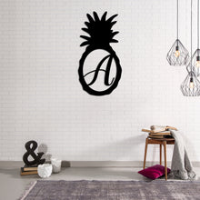 Load image into Gallery viewer, Pineapple Monogram Initial