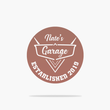 Load image into Gallery viewer, Personalized Garage Sign