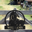 Load image into Gallery viewer, Horse Ranch Monogram