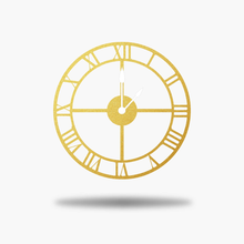 Load image into Gallery viewer, Roman Numeral Clock