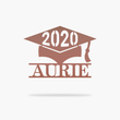Load image into Gallery viewer, 2020 Graduate Monogram