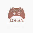 Load image into Gallery viewer, Gamer Monogram