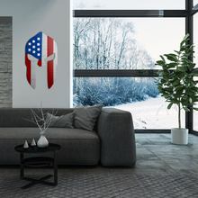 Load image into Gallery viewer, Spartan USA Flag