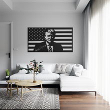 Load image into Gallery viewer, Signature Trump Flag [Limited Edition]