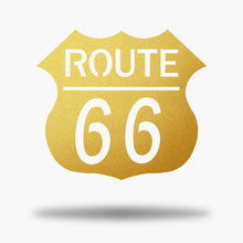 Load image into Gallery viewer, Route 66 Sign
