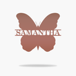 Load image into Gallery viewer, Butterfly Monogram
