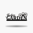 Load image into Gallery viewer, Personalized Garden Monogram