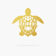 Load image into Gallery viewer, Sea Turtle Monogram