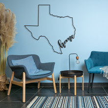 Load image into Gallery viewer, Texas Home Sign