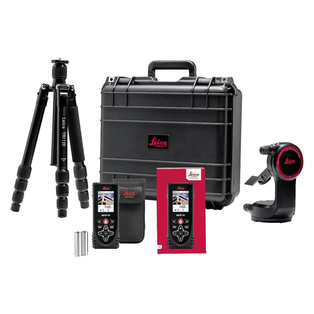 PACKAGE Leica DISTO X4
