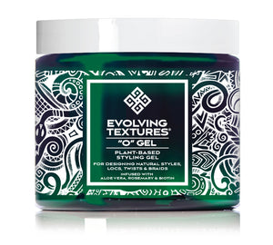 """O"" GEL Plant Based Styling Gel"