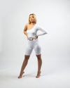 Kara Jumpsuit | White