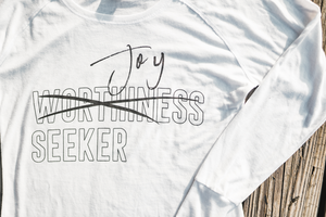 Joy Seeker Long Sleeve Tee