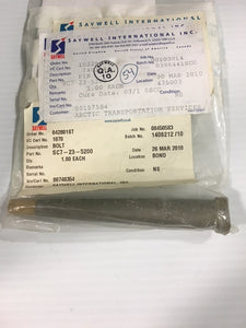 SC7-23-5200 Shouldered 1/4 Bolt