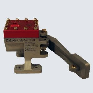 DC1248-1260-EXT Extended High Pressure Brake Master Assembly