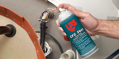 LPS CFC Free Contact Cleaner 11 ounce