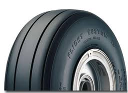 6.00-6-8 Ply Flight Custom Tire 606C86-6