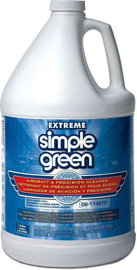 Simple Green Aviation Cleaner Gallon