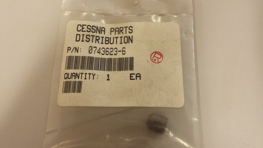 0743623-6 Set Screw