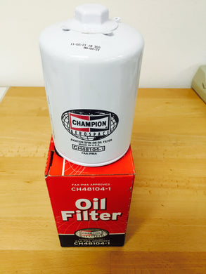 CH48104-1 Oil Filter