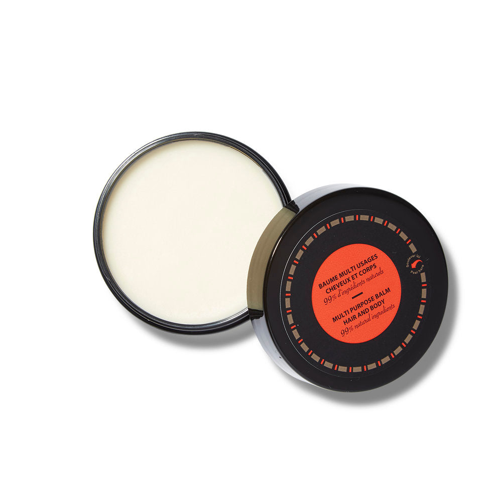Christophe Robin Intense Regenerating Balm - Multi-tasking hair styling product that is nourishing and protective for the hair. Can be used as a hair balm, or pre-shampooing hair mask.