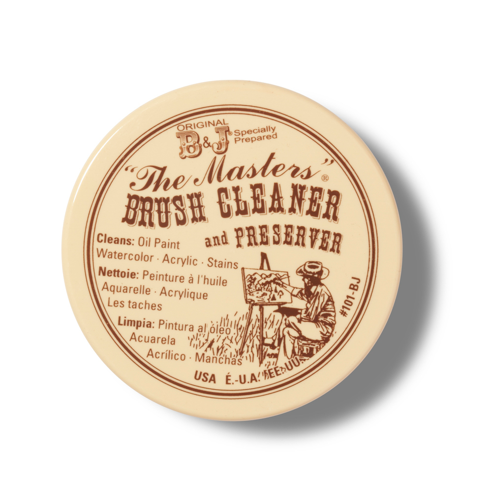 Masters Brush Cleaner and Preserver - Reed Clarke