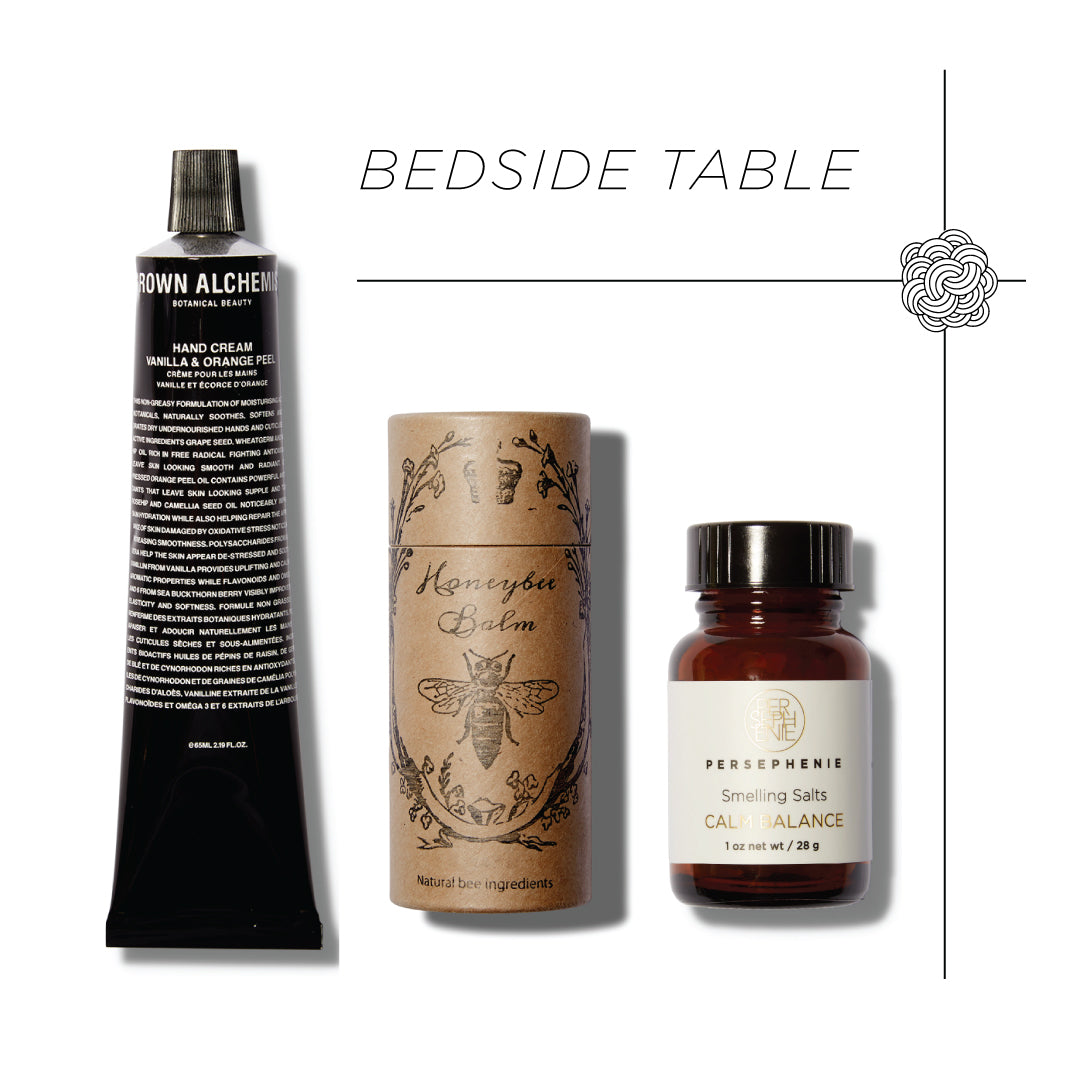 Gift Set : Bedside Table