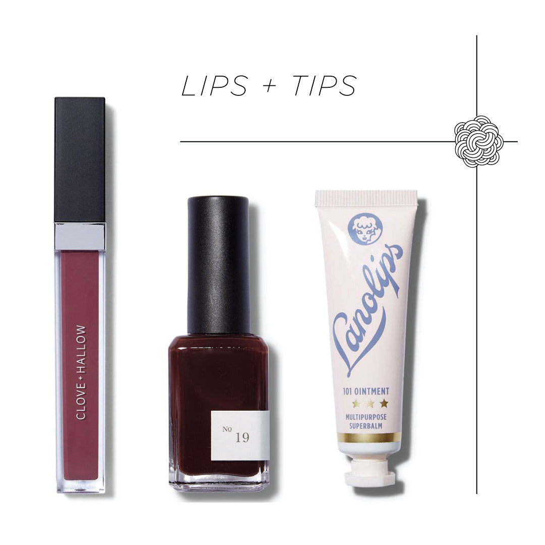 Gift Set : Lips & Tips