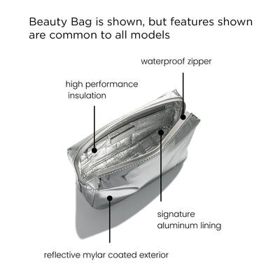 WELLinsulated Beauty Bag