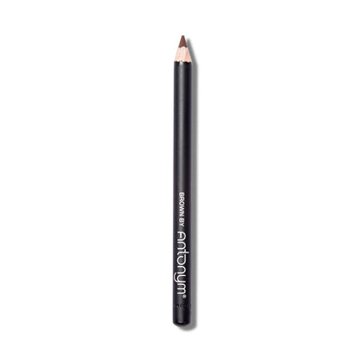 Antonym Brown Eyeliner. A perfect rich brown eyeliner that is also water-resistant, cruelty free, eco-friendly, and Ecocert certified.