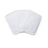 Eture Cotton Puffs - These cotton puffs feel velvety soft on your skin. The outer seams are fused so each one is like a little pillow and never leaves fluff behind.