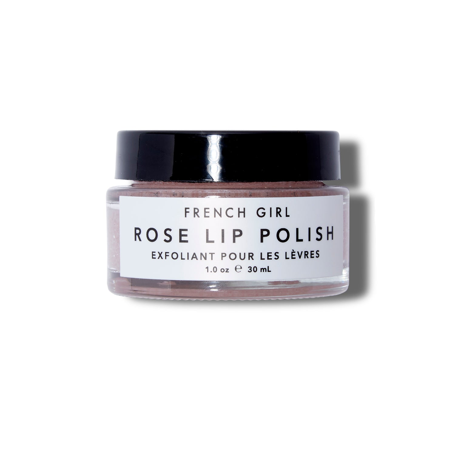 French Girl Organics Rose Lip Polish