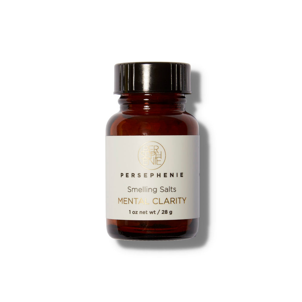 Persephenie Mental Clarity Smelling Salts - Reed Clarke