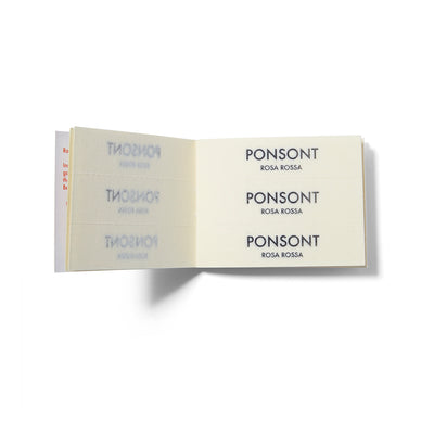 Ponsont Incense Papers