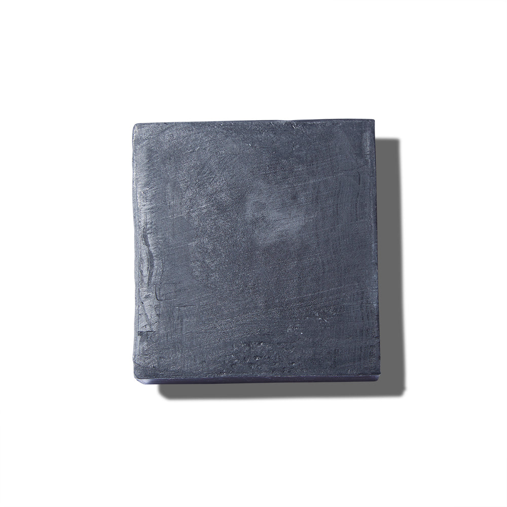 Soapwalla Activated Charcoal & Petitgrain Soap Bar