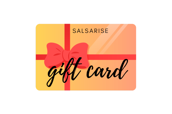 SalsaRise Gift Card