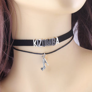 Customizable Choker - Salsarise.com