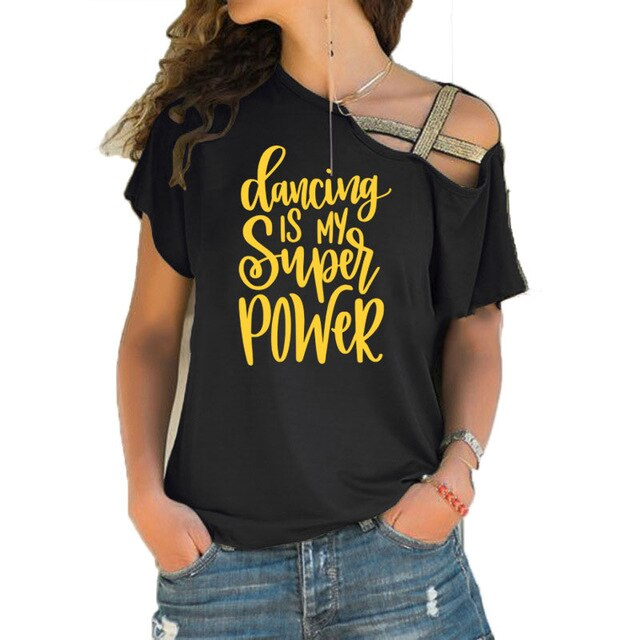 Dancing is my Super Power - Salsarise.com