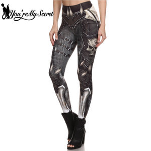 Punk Fitness Leggings - Salsarise.com